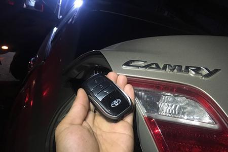 Chìa khóa thông minh Smartkey Ntek For Toyota Camry 2009 - 2012 - Hình 4