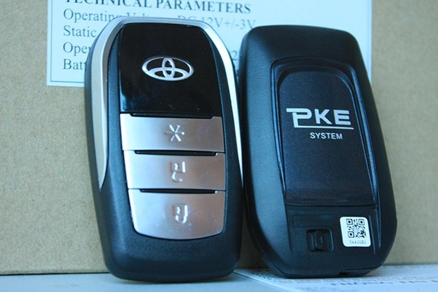 Chìa khóa thông minh Smartkey Ntek For Toyota Camry 2009 - 2012 - Hình 5