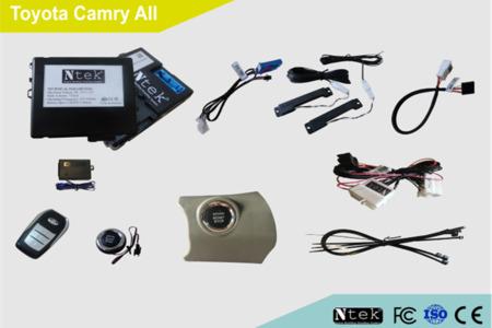Chìa khóa thông minh Smartkey Ntek For Toyota Camry 2009 - 2012 - Hình 2