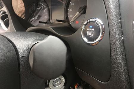 Chìa khóa thông minh Smartkey Ntek Nissan Terra - Hình 3