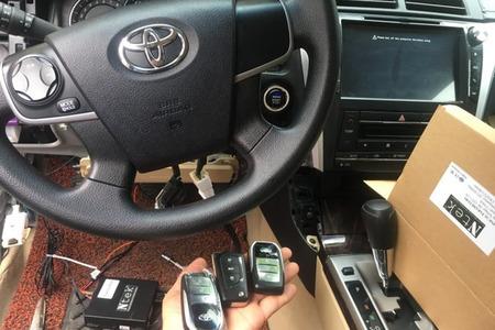 Chìa khóa thông minh Smartkey Ntek Toyota Camry 2013 – 2017 - Hình 5