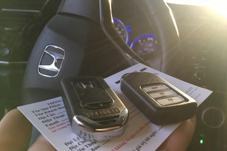Honda Civic Độ Smartkey