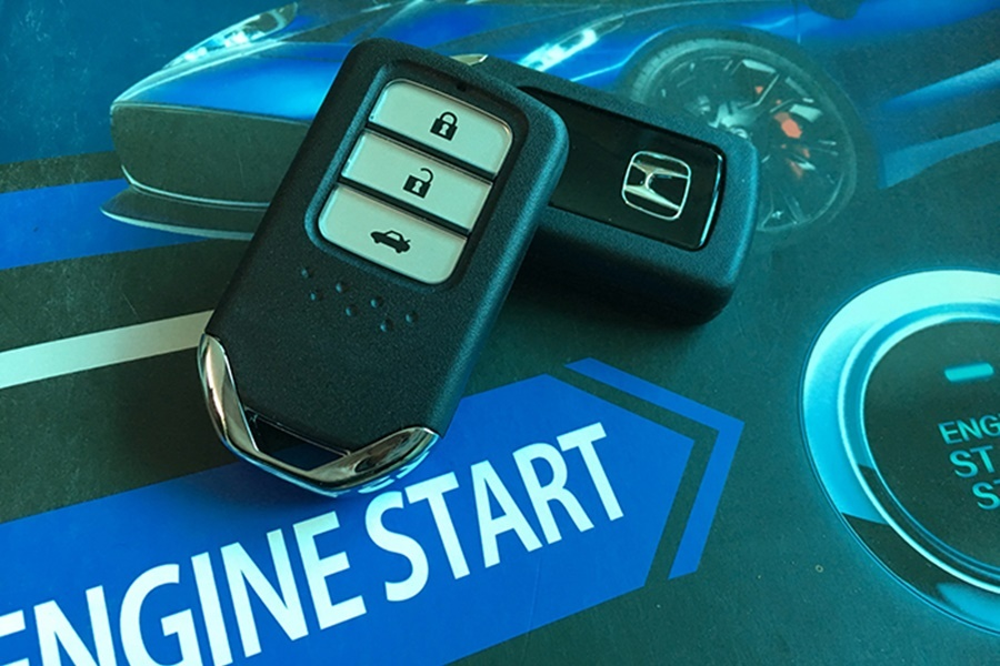 Chìa Khóa Thông Minh Smartkey Ô tô Honda | Smartkey OVI Cao Cấp - Hình 6