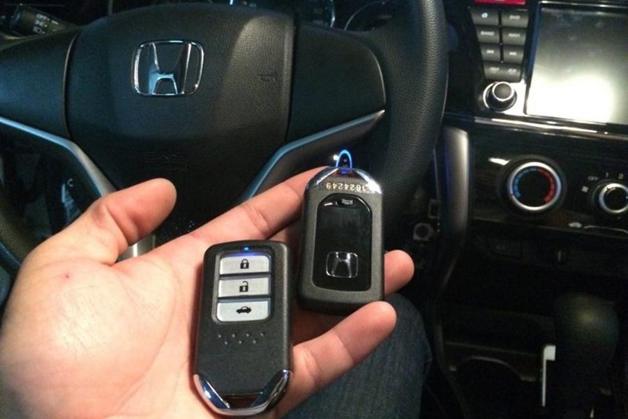 Chìa Khóa Thông Minh Smartkey Ô tô Honda | Smartkey OVI Cao Cấp - Hình 1