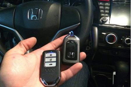 Chìa Khóa Thông Minh Smartkey Ô tô Honda | Smartkey OVI Cao Cấp
