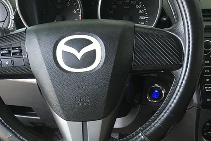 Chìa khóa thông minh Startstop Smartkey Ntek For Mazda 3 - Hình 1