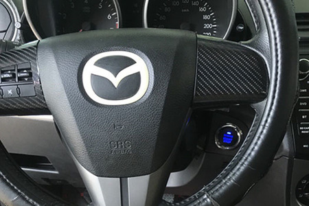 Chìa khóa thông minh Startstop Smartkey Ntek For Mazda 3