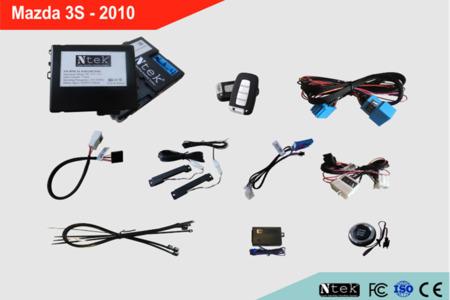 Chìa khóa thông minh Startstop Smartkey Ntek For Mazda 3 - Hình 2