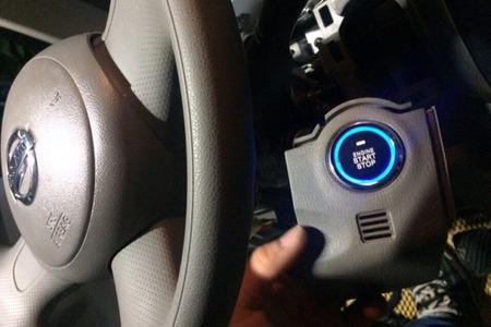 Chìa khóa thông minh Startstop Smartkey Ntek For Nissan Sunny - Hình 3