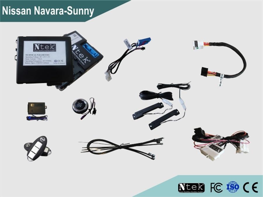 Smartkey Ntek Nissan Sunny Cao Cấp
