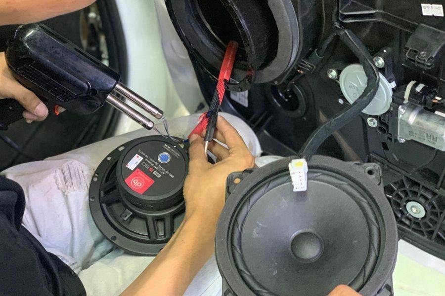 COMBO 9 loa DB Drive danh cho xe ô tô 7 chỗ - Hình 5