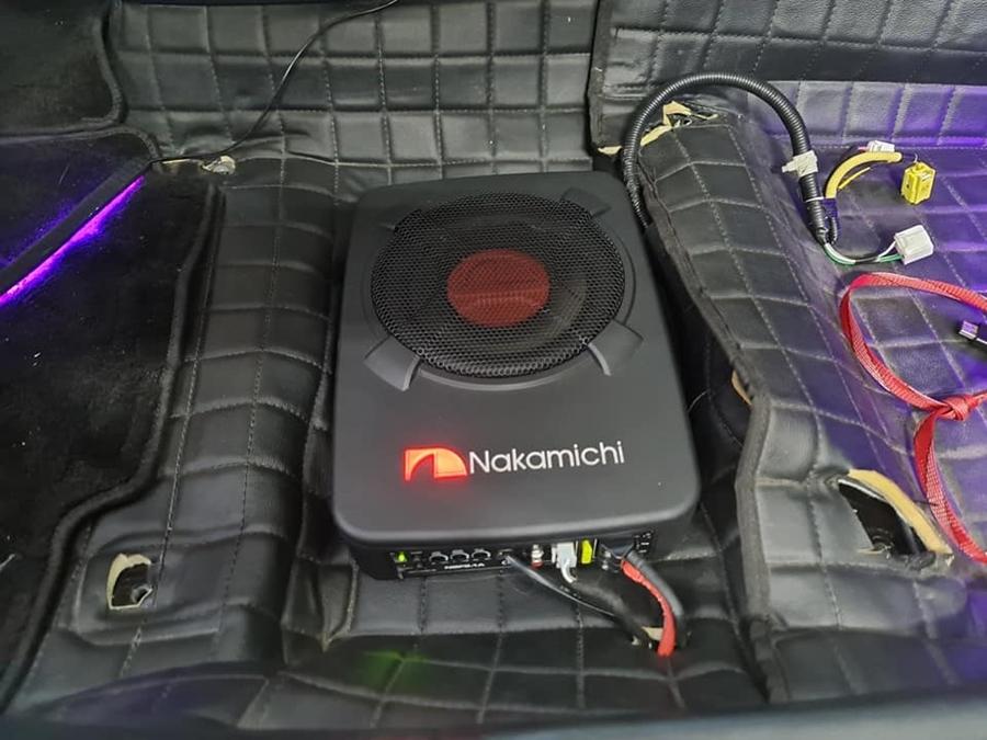 Combo âm thanh Sub Nakamichi kết hợp Trep DB giá rẻ chất lượng
