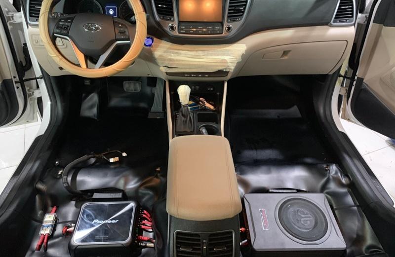 Âm thanh căn bản cho xe hơi