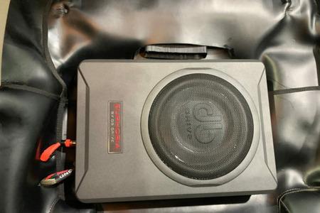 COMBO Amplifier và 4 loa Pioneer Nhật kết hợp sub DB Mỹ cho Tucson - Hình 5