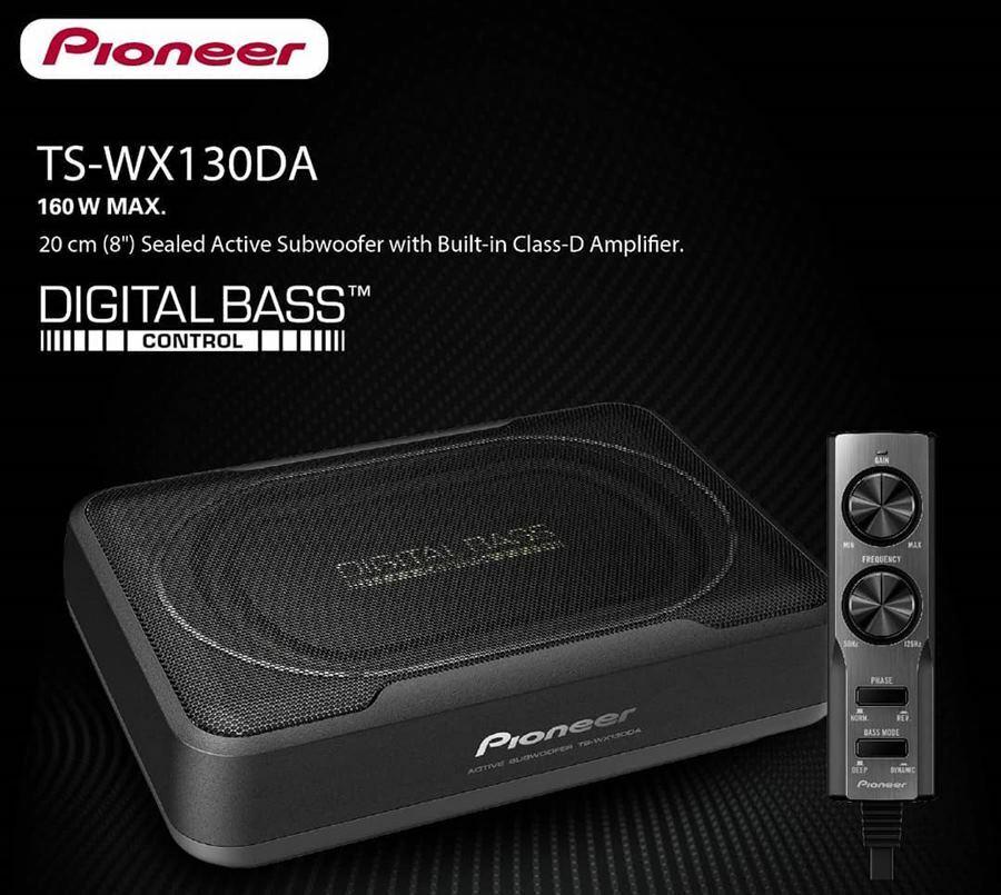 Pioneer – SUB ĐIỆN - TS-WX130DA