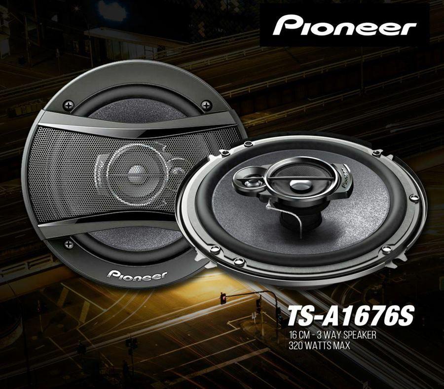 Pioneer TS-A1676S