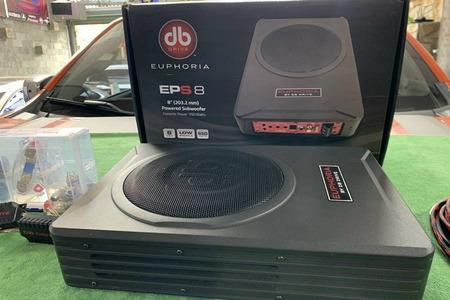 COMBO Loa sub điện DB Euphoria EPS8 + Loa Mid - Trép DB-2FR