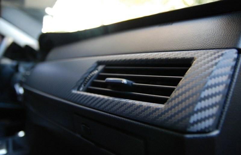 Carbon dán nội ngoại thất xe hơi