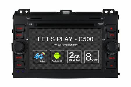 Đầu DVD Android xe hơi Ownice C500
