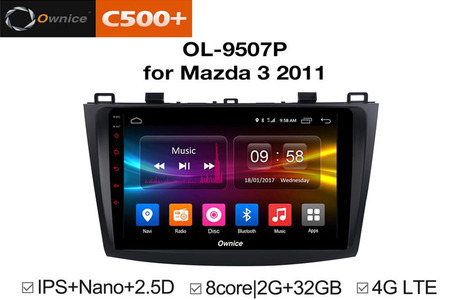 Đầu DVD Android xe hơi Ownice C500 Plus - Hình 4