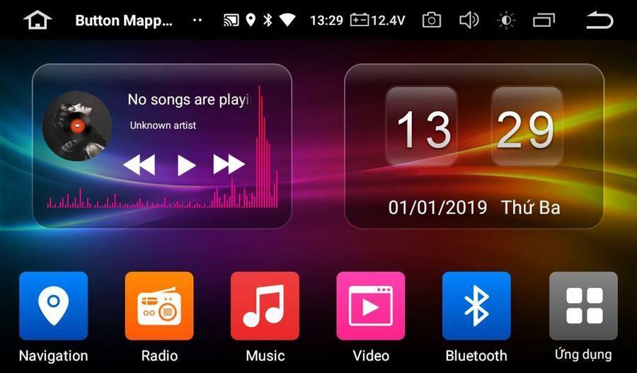 Đầu DVD Android xe hơi Ownice C800 (DSP 6 kênh)