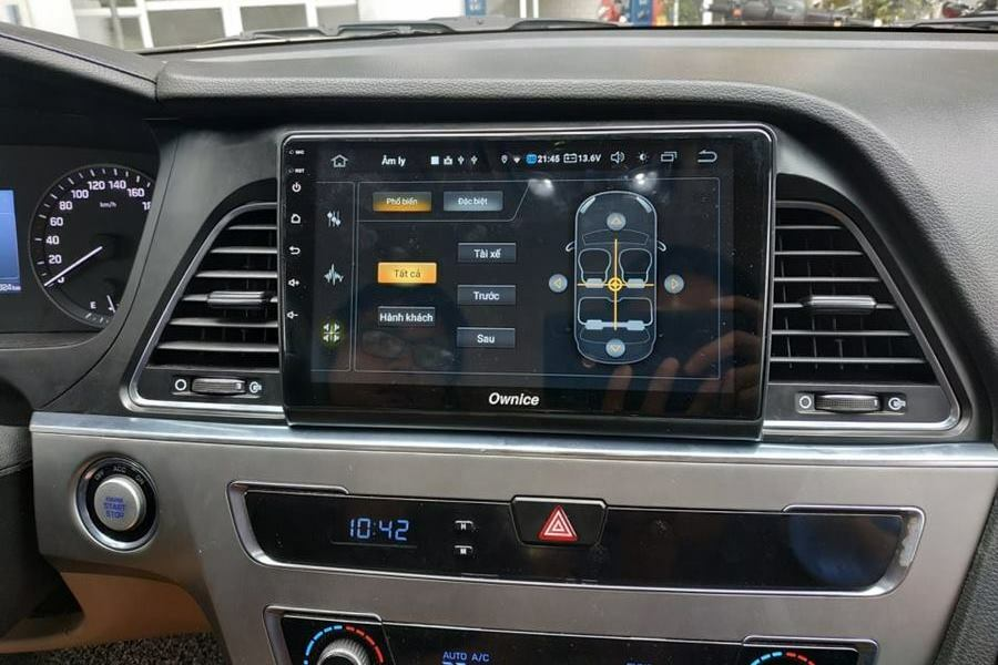 Đầu DVD Android xe hơi