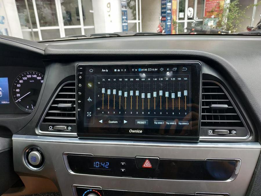 Đầu DVD Android xe hơi chính hãng