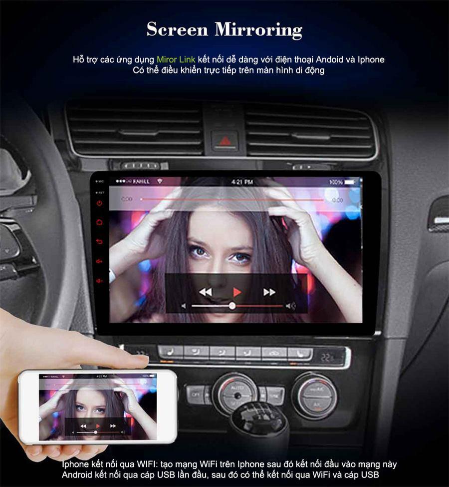 Đầu DVD Android xe hơi Ownice C800 (DSP 6 kênh) - Cao Sang Auto