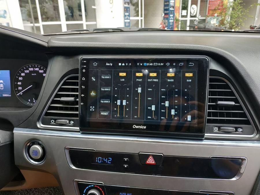 Đầu DVD Android cho xe ô tô