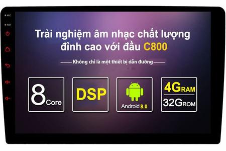 Đầu DVD Android xe hơi Ownice C800 Pro (DSP 8 kênh) - Hình 1