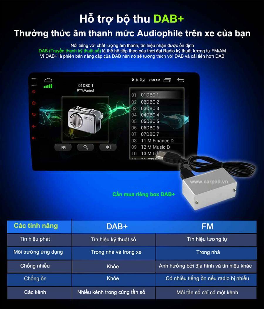 Đầu DVD Android xe ô tô Ownice C800 Pro