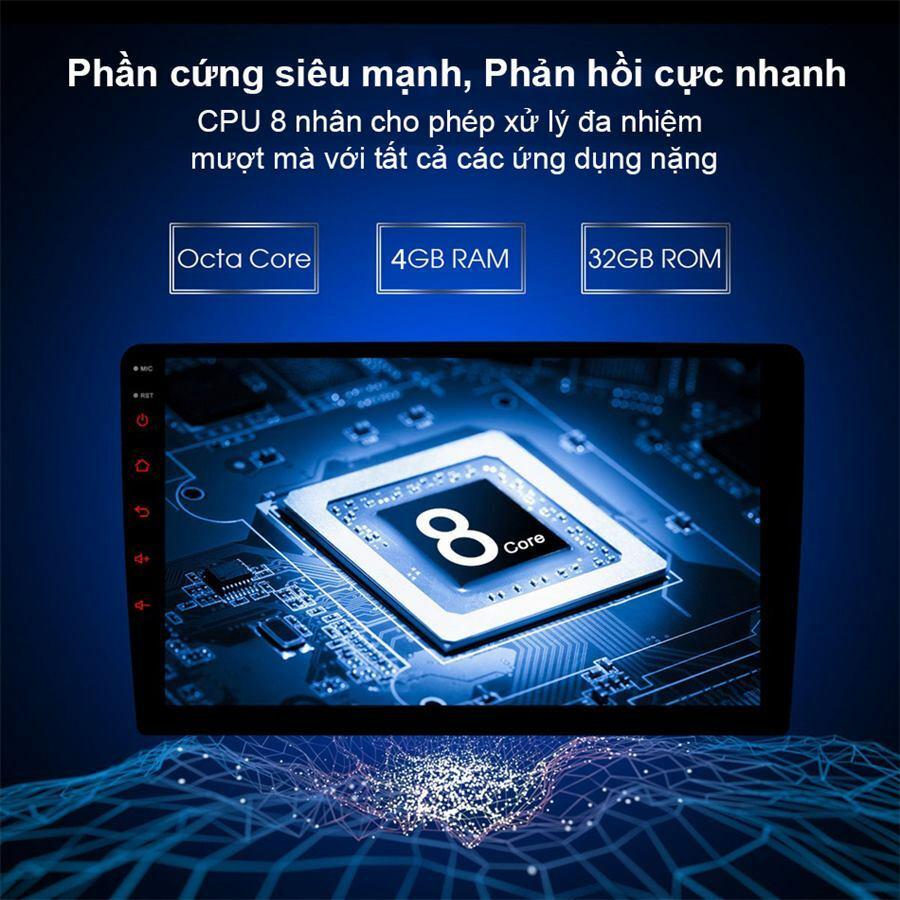 Đầu DVD Android xe hơi Ownice C800 Pro (DSP 8 kênh)