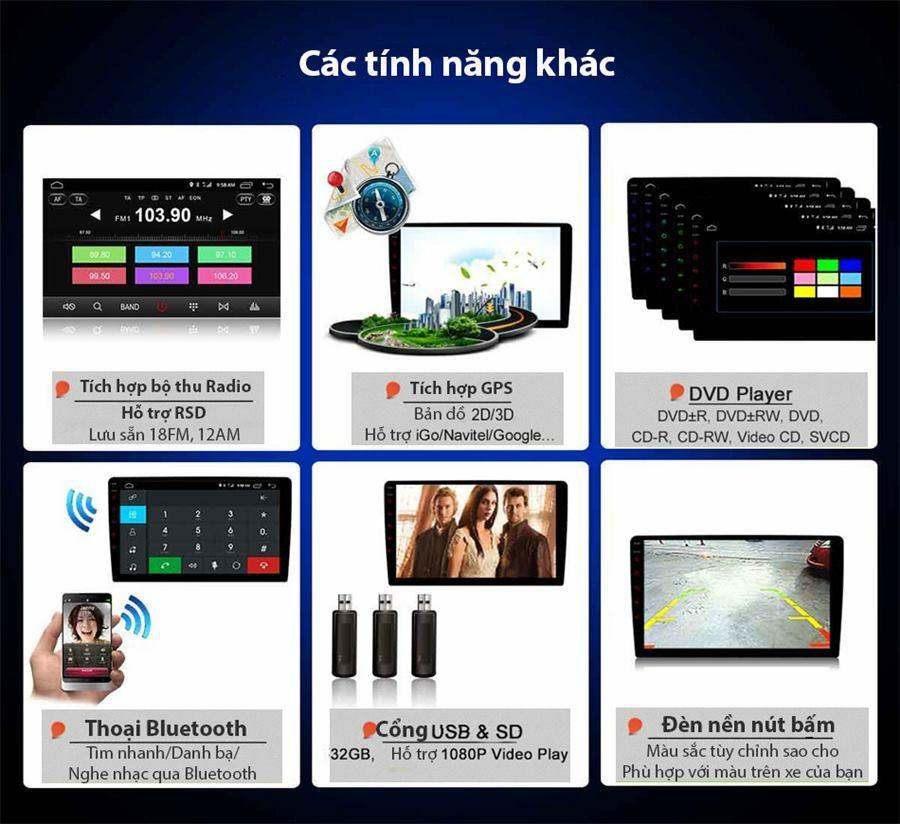 Đầu DVD Android xe ô tô Ownice C800 Pro (DSP 8 kênh) - Cao Sang