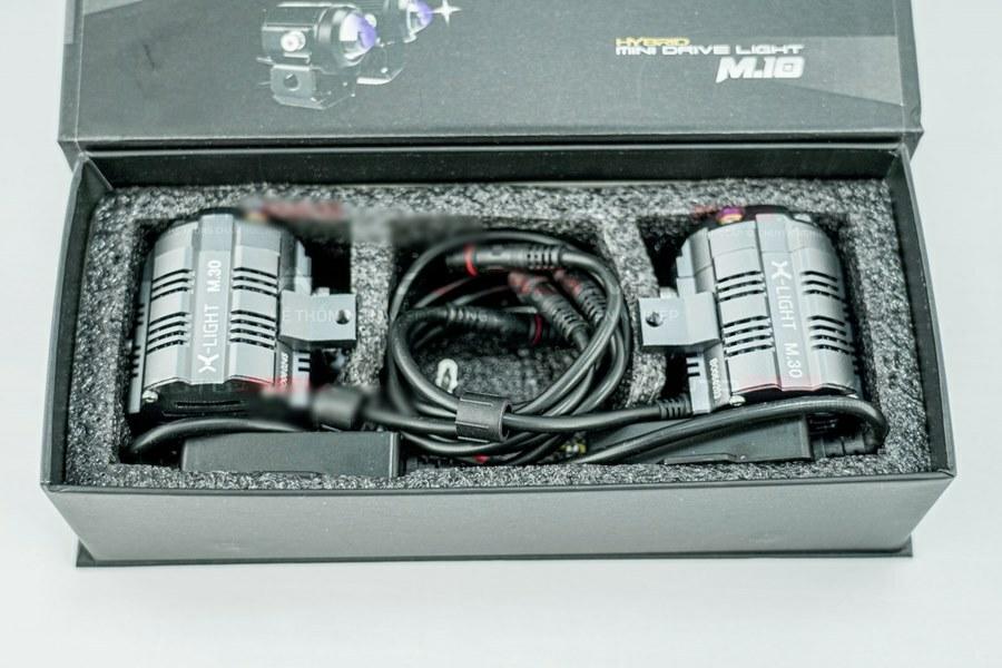 Đèn trợ sáng X-Light M30 - Cao Sang Auto