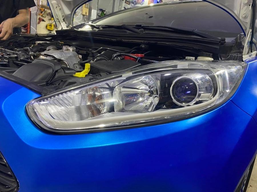 Dịch vụ độ đèn xe hơi, xe ô tô - Độ đèn Led, bi đèn Xenon uy tín