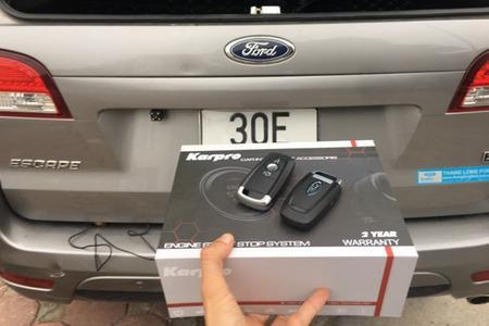 Độ Khóa Thông Minh Ô tô Karpro | Smartkey Ford Ranger - Hình 5