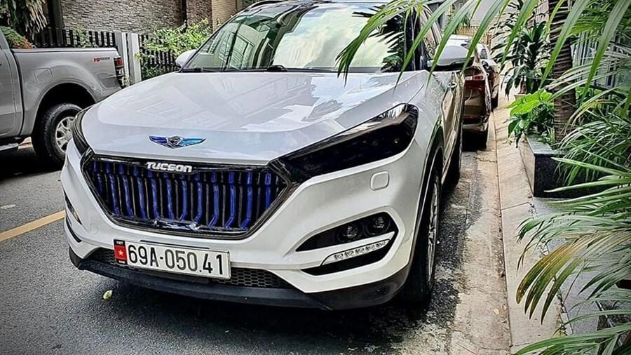 Độ mặt Calang thay đổi diện mạo cho xe ô tô