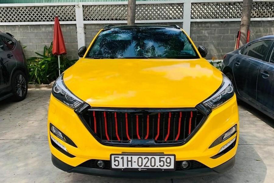 Độ mặt Calang xe hơi tại Cao Sang Auto