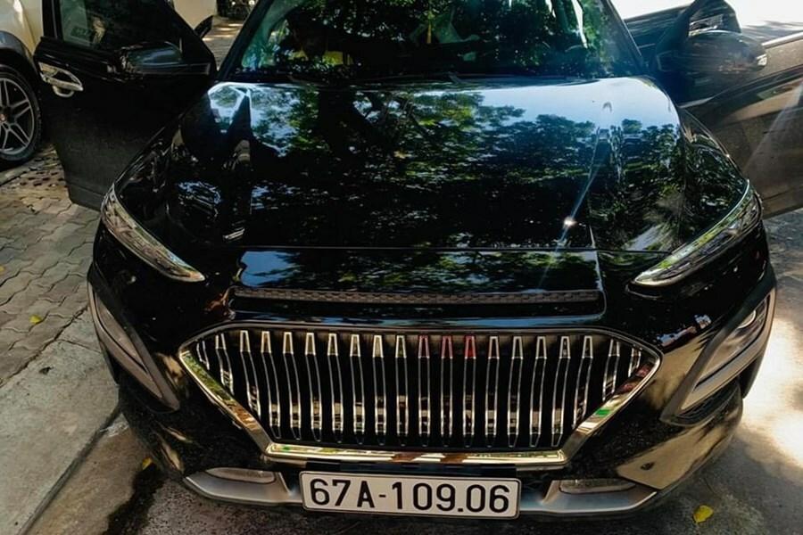 Độ mặt Calang xe ô tô