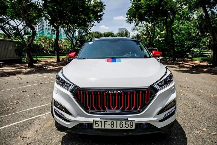 Độ mặt Calang thay đổi diện mạo cho xe ô tô - Phụ kiện xe ô tô - Hình 1