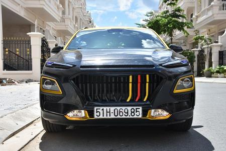 Độ mặt Calang thay đổi diện mạo cho xe ô tô - Phụ kiện xe ô tô - Hình 2