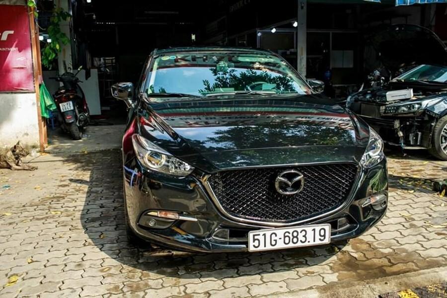 Độ mặt Calang thay đổi diện mạo cho xe ô tô - Phụ kiện xe ô tô - Hình 4