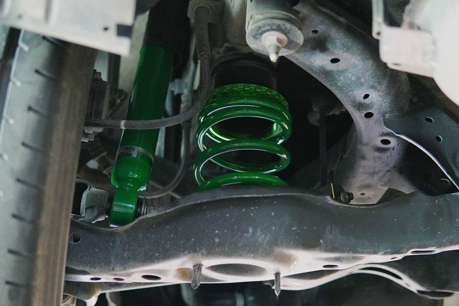 Giảm xóc Audi A4 Endura Pro Plus - Hình 2