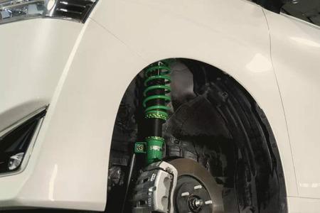 Giảm xóc Mazda 3 Tein FLEX Z - Hình 2