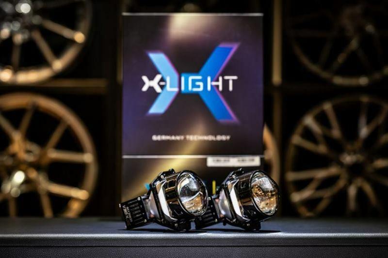 Độ đèn X-LIGHT