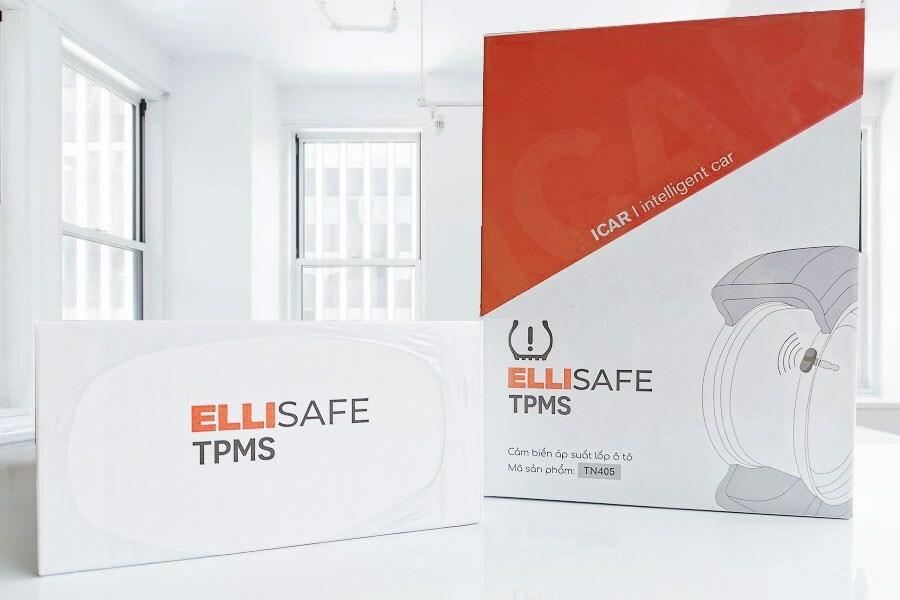 Cảm biến áp suất lốp TPMS TN405