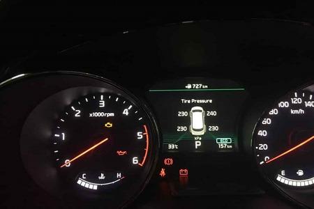 Hệ thống cảm biến cảnh báo áp suất lốp i Serials theo xe Ellisafe i1X (màn ODO) - Hình 4