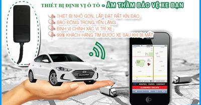 【Hướng dẫn】Cách cài đặt định vị xe ô tô vào điện thoại di động