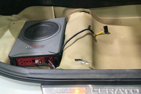 KIA Cerato 2018 - 2020 nâng cấp hệ thống 6 loa cửa Pioneer - Sub & Mid DB Drive Euphoria - Hình 5