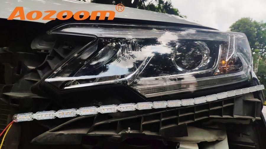 Led chạy Aozoom cho tất cả dòng xe ô tô - Cao Sang Auto